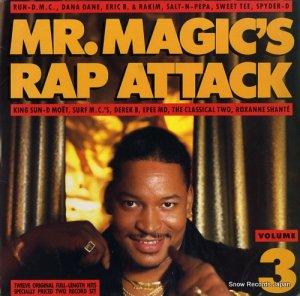 V/A - mr.magic's rap attack volume 3 - PRO-1249