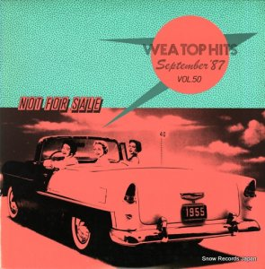 V/A - wea top hits september '87 vol.50 - PS-315