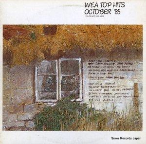 V/A - wea top hits october '85 vol.27 - PS-275