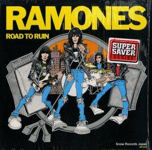 ラモーンズ - road to ruin - SRK6063