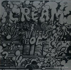 クリーム - wheels of fire - 827578-1Y-1
