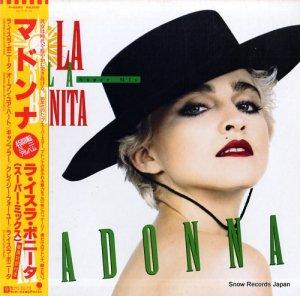 マドンナ - ラ・イスラ・ボニータ(スーパー・ミックス) - P-6260