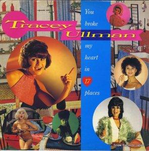 トレイシー・ウルマン - you broke my heart in 17 places - SEEZ51