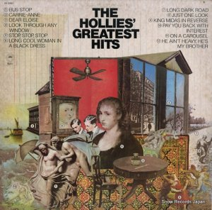 ザ・ホリーズ - the hollies' greatest hits - PE32061