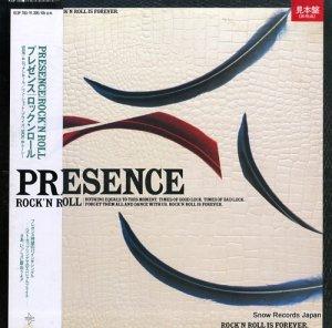 プレゼンス - ロックンロール - K13P703