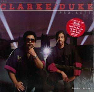 スタンリー・クラーク&ジョージ・デューク - the clarke/duke project 2 - FE38934/BL38934