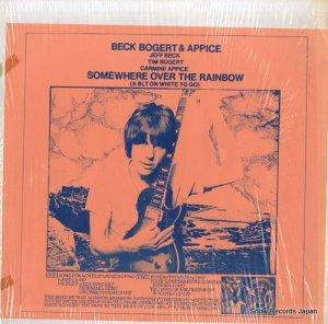 ベック・ボガート&アピス - somewhere over the rainbow (a blt on white to go) - TAKRL1971