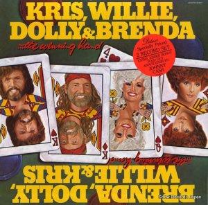 クリス・ウィリー・ドリー&ブレンダ - the winning hand - JWG38389