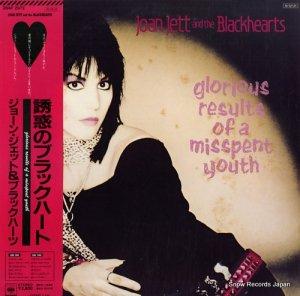 ジョーン・ジェット&ザ・ブラックハーツ - 誘惑のブラックハート - 28AP2972
