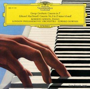 ロベルト・シドン - ガーシュイン:ピアノ協奏曲へ調 - MG2250