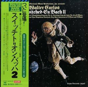 ワルター・カーロス - スイッチト・オン・バッハ2 - SOCO-70