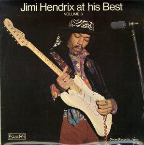 ジミ・ヘンドリックス - jimi hendrix at his best (volume 3) - PAN6315