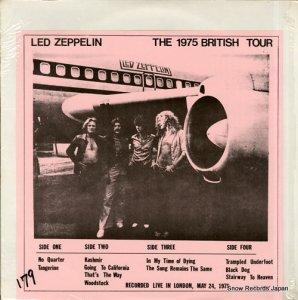 レッド・ツェッペリン - the 1975 british tour - LZ6897