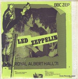 レッド・ツェッペリン - royal albert hall '71 - PQ202