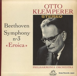 オットー・クレンペラー - beethoven; symphony no.3