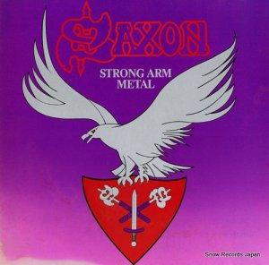 サクソン - strong arm metal - CAL212