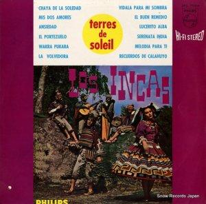 ロス・インカス - インカの恋歌 - SFL-7044