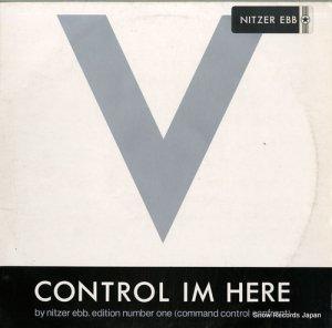 ニッツァー・エブ - control im here edition number one - 12MUTE71