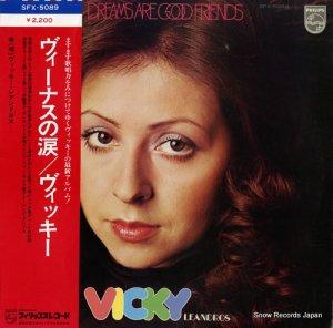 ヴイッキー・レアンドロス - ヴィーナスの涙 - SFX-5089