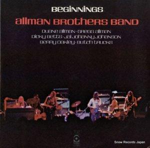 オールマン・ブラザーズ・バンド - beginnings - SD2-805
