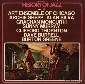 V/A - history of jazz vol.10 - BYG529610