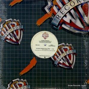 キャンディ・ステイトン - young hearts run free / run to me - WBS-8181