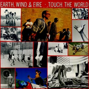 アース・ウィンド&ファイアー - touch the world - CBS4604091