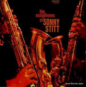 ソニー・スティット - the saxophones of sonny stitt - ROOSTLP2230