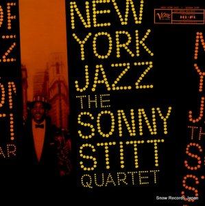 ソニー・スティット - ニューヨーク・ジャズ - POJJ-1515