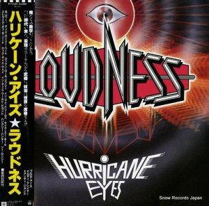 ラウドネス - ハリケーン・アイズ - P-13540