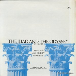 エニス・リース - the iliad and the odyssey of homer - SA983