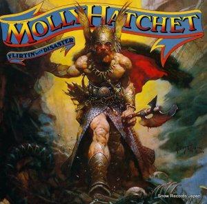 モリー・ハチェット - 魔神の斧 - 25.3P-165