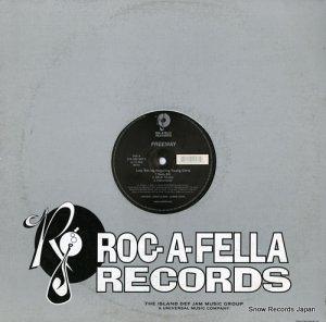 フリーウェイ - line 'em up / roc the mic (remix) - 314582947-1