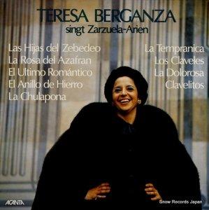 テレサ・ベルガンサ - singt zarzuela - arien - 40.29.398