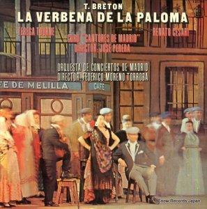 ホセ・ペレラ - breton; la verbena de la paloma - S20.146