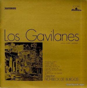 フリューベック・デ・ブルゴス - los gavilanes - SCE949