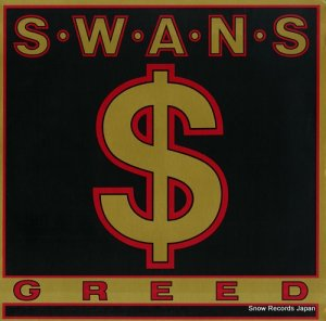 スワンズ - greed - PVC8949