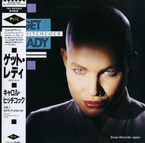 キャロル・ヒッチコック - ゲット・レディー - ALI-13011