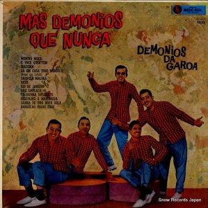 デモニオス・ダ・ガロア - mas demonios que nunca - 12.152