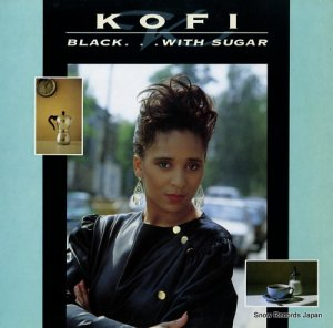 KOFI - black... with sugar - ARILP042