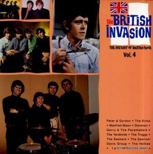 V/A - the british invasion / the history of british rock vol.4 - R170322