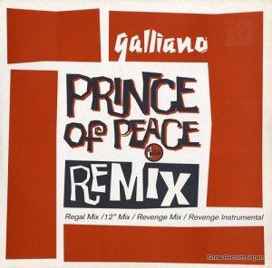 ガリアーノ - prince of peace (remix) - TLKXR24