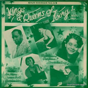 V/A - kings and queens of ivory 1 - 510090