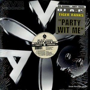 タイガー・ランクス - party wit me - AV92