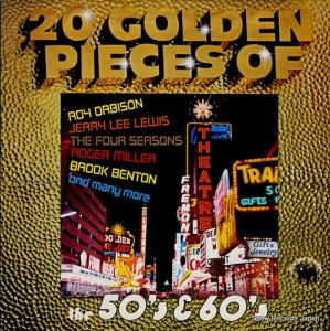 V/A - 20 golden pieces of the 50's & 60's - BDL2008