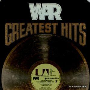ウォー - greatest hits - UA-LA-648-G