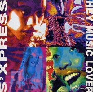 S'XPRESS - hey music lover - LEFT30T