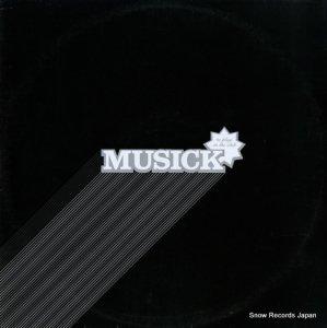 クオシモード・ジョーンズ - love commando rmxs - MUSICK09
