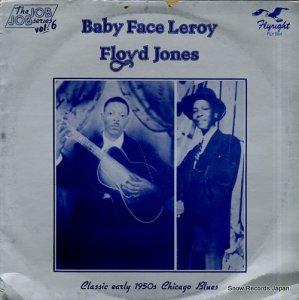 リロイ・フォスター&フロイド・ジョーンズ - classic early 1950s chicago blues - FLY584
