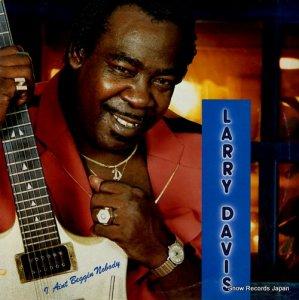 ラリー・デイヴィス - i ain't beggin' nobody - PUL1001